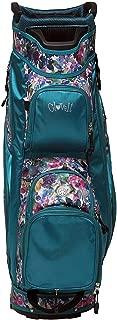 Glove It Golf Bag - 6 LBs Nylon Golf Bag with 15 dividers, Rain Hood & 9 Easy Access Pockets, Women's Golf Cart Bags