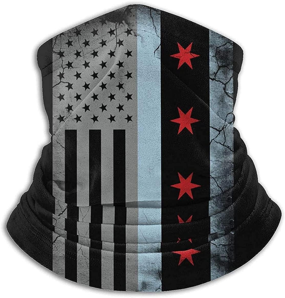 Winter Neck Warmer Gaiter Ski Face Mask Cover Balaclava Headband Unisex Hats Headwear