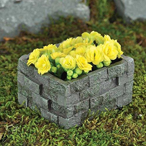Fiddlehead 16836 Petite jardinière en pierre Fleurs non incluses