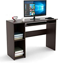 BLUEWUD Mallium Engineered Wood Study Table, Laptop, Computer Table Desk for Home & Office (Wenge) Large