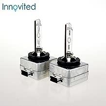 6000K D1R D1C D1S Low Beam Xenon HID OEM Direct Replace Factory White Bulbs