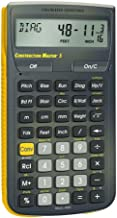 $53 » Calculated Industries 4050 Construction Master 5 Feet-Inch-Fraction, construction-math calculator
