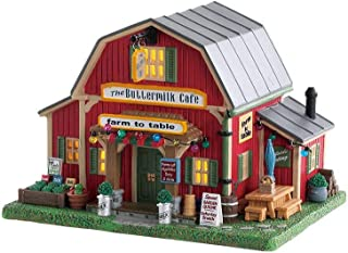 Lemax Village Collection Exclusive The Buttermilk Cafe #85388