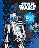 Star Wars, MON GRAND LIVRE PUZZLE