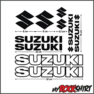 Suchergebnis Auf Für Suzuki Gsxr Aufkleber Merchandiseprodukte Auto Motorrad