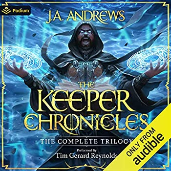 The Keeper Chronicles  The Complete Trilogy  The Keeper Chronicles Book 1-3