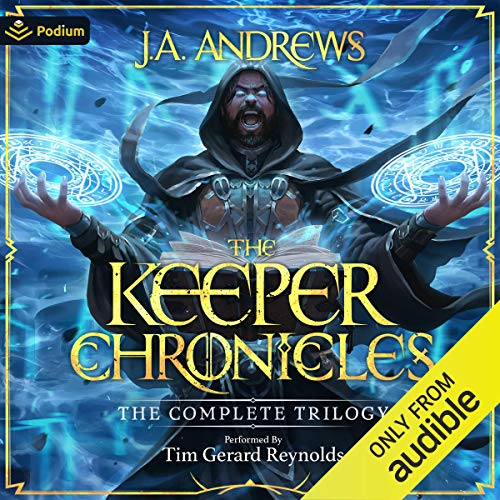 The Keeper Chronicles: The Complete Trilogy cover art