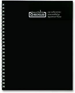 House of Doolittle Academic Planner, July 2015 to August 2016, Black Cover, 8.5 x 11 Inches (HOD26302)
