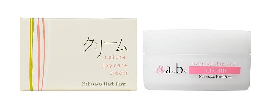 ラウズ印象派美容師agro bio(アグロビオ) ナチュラルデイケアクリーム 30g