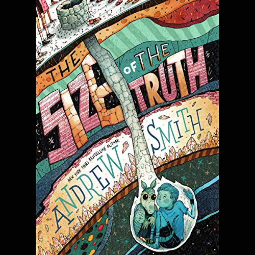 The Size of the Truth audiobook cover art