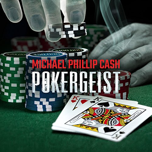 Pokergeist audiobook cover art