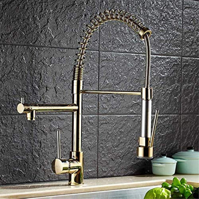 Stilvoll mit einem Restaurant Wasserhahn Küchenarmatur Becken Wasserhahn dreiteilige Bad Wasserhahn3Stze von unabhngigen Becken Wasserhahn Gold