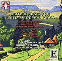 British Music for Flute Oboe & Piano by Ruffer (2007-07-10)