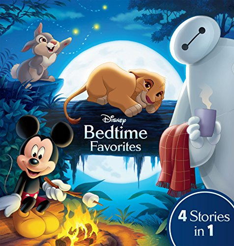 Bedtime Storybook Collection: 4 Stories in 1 (Storybook Collections)
