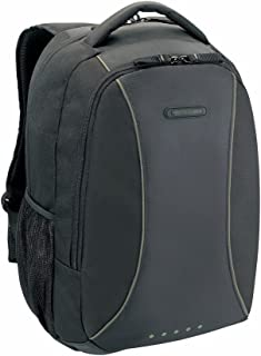 Targus TSB16202EU Incognito Backpack for Unisex - Polyester, Black/Gray