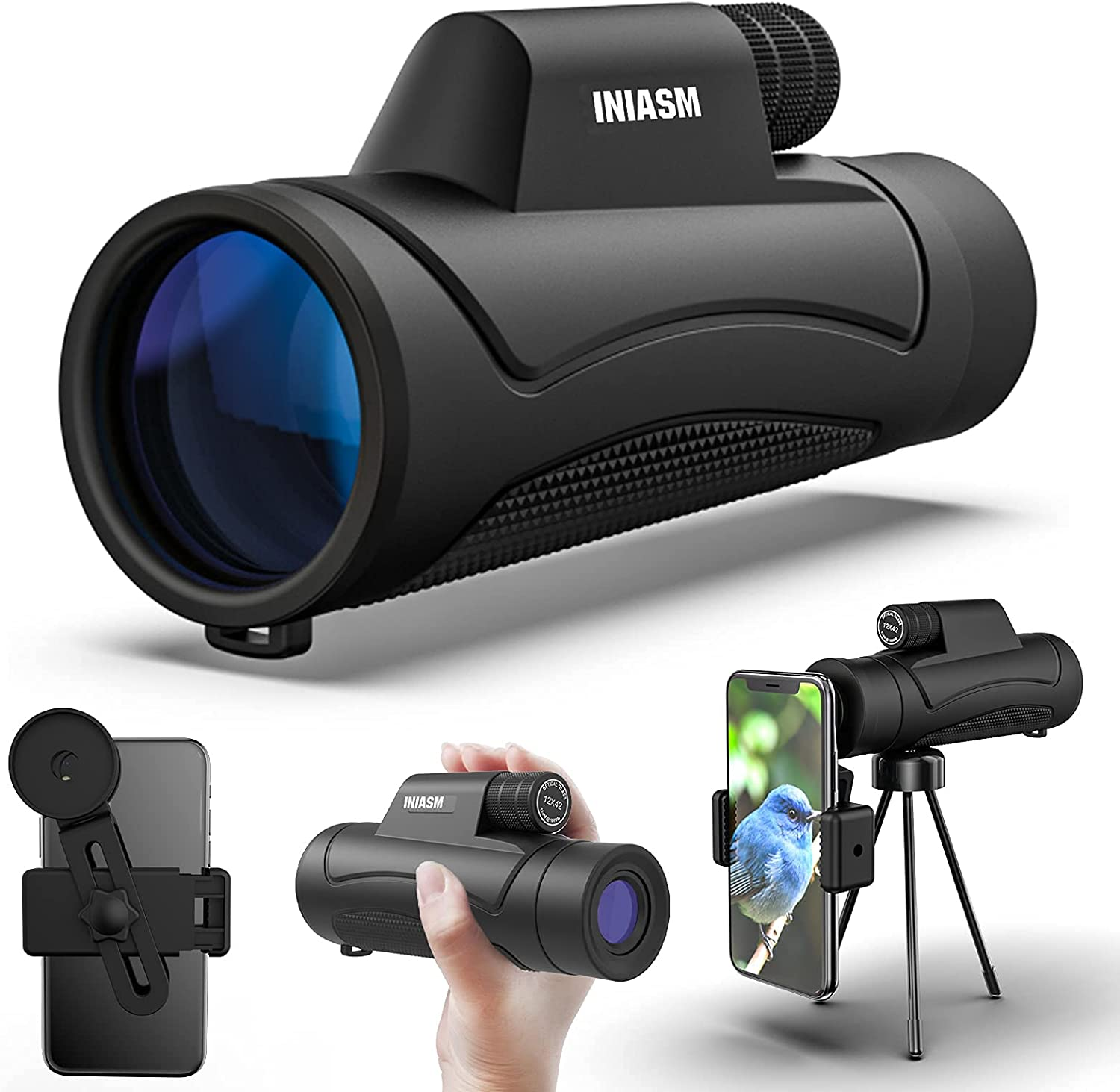 Monocular Telescope for Ranking integrated 1st place San Jose Mall Adults S Iniasm