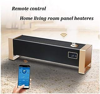 Calentador eléctrico del radiador vertical / calentador calentadores de panel, 2000w inteligente de conversión de frecuencia, teledirigido infrarrojo calentadores de panel, conveniente for el hogar Of