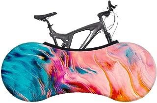 Se Adapta Al 99/% De Todas Las Bicicletas para Adultos Sin Suciedad Y Decorativa F-spinbike Cubierta De Almacenamiento Interior para Bicicletas