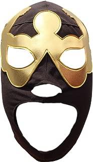 Brazo de Oro Lycra Lucha Libre Luchador Wrestling Masks Adult Size