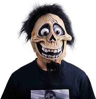 Skull Mask Hot Anime Cartoon Movie Cosplay Props Latex