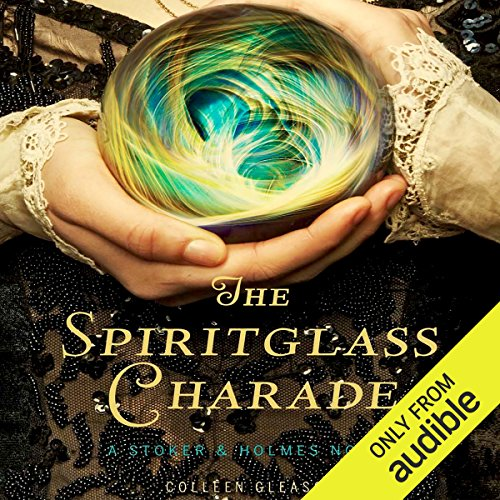 The Spiritglass Charade Titelbild