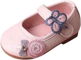 a629e1ef Malloom 0-2 Años Bebé Niña Chica Mariposa piruleta Sandalias Zapatillas  Princesa Casual Zapatos