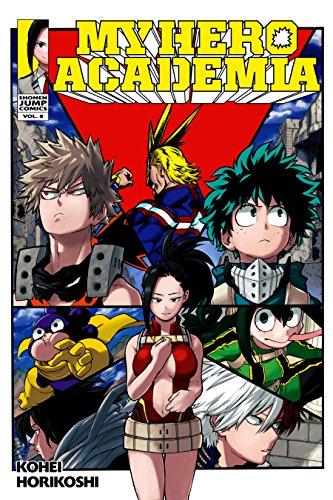 My Hero Academia, Vol. 8: Yaoyorozu Rising (English Edition)