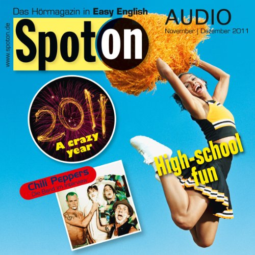 Spot on Audio - High-school fun. 11-12/2011  Titelbild