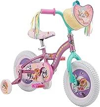 Nickelodeon ! Girl's 12 in Paw Patrol Bike - Skye Purple