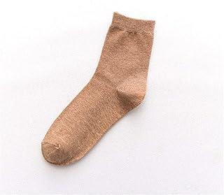 Vobajf Mens Socks 6 Pairs Men's Cotton Socks Four Season Wicking Breathable Cushion Casual For Outdoor Running Walking Hik...