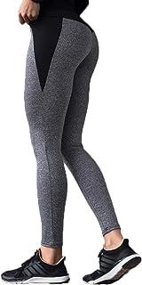 Dawwoti Running Tights for Women Full-Length Running Leggings Tummy Control Running Leggings
