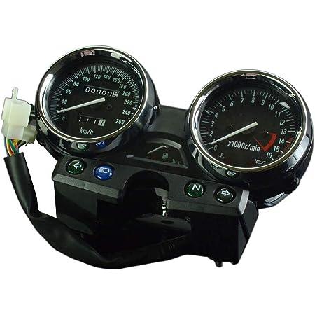 Fastpro Motorrad Tachometer Kilometerzähler Instrument Tacho Gauge Cluster Meter Für Motorrad Honda Nc27 Gewerbe Industrie Wissenschaft