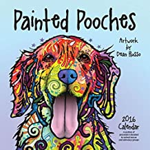 Painted Pooches 2016 Calendar