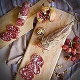 Salame Emiliano e Strolghino di Culatello Selezionato - Made in Italy - EMILIA FOOD LOVE