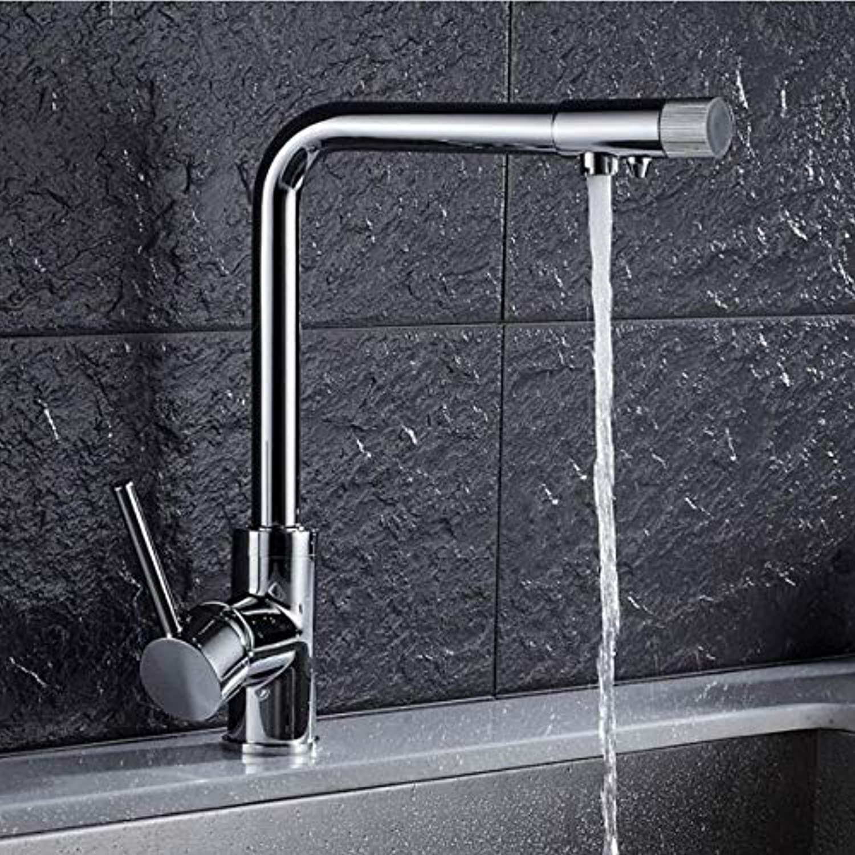 Küchenarmaturen Wasserfilter Wasserhhne Mixer Trinken Heie und kalte Küche Wasserhahn Spüle Kran reinigen