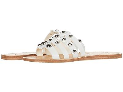 Marc Fisher LTD Pava (White Leather) Women