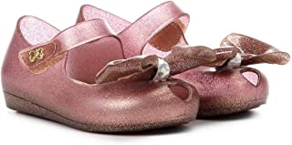 Sapatilha Infantil World Colors Peep Toe Confeti Kids Feminina