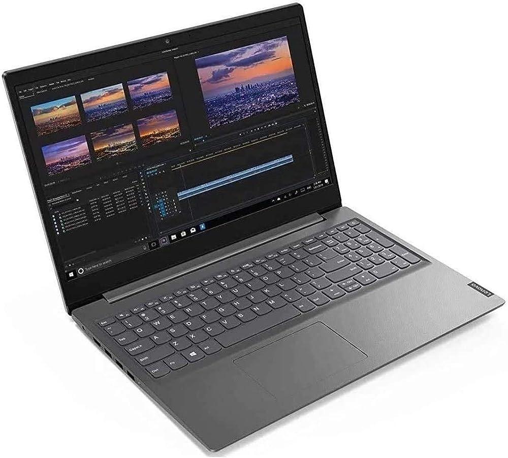 Lenovo notebook, amd 3020e , 2 core fino a 2,6 ghz, ddr4 8gb ram, 256 gb ssd, windows 10 professional ?V15
