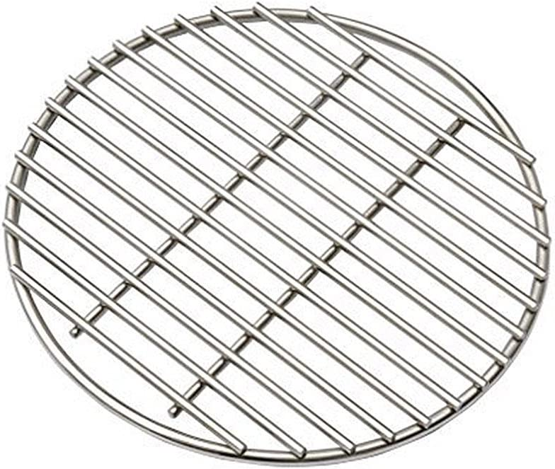onlyfire Stainless Steel Max 42% OFF High Heat Grate Kamad Fire Charcoal San Francisco Mall for
