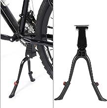 MidGard Soporte para Bicicleta, Soporte de Aluminio, Soporte de Dos Patas, Ajustable de 26 a 29 Pulgadas