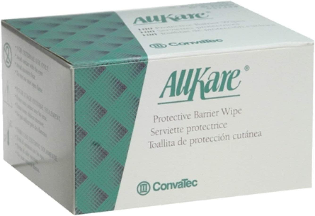 ConvaTec AllKare Protective Barrier Wipes o Pack 37444 Las Vegas Mall 100 Each Over item handling ☆