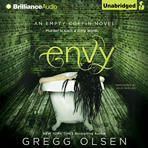Envy audiobook cover art