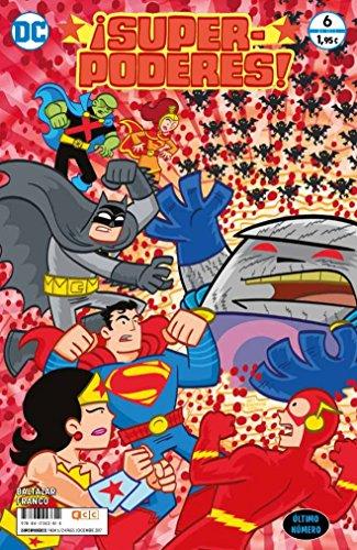 ¡Superpoderes! núm. 06 (de 6) (¡Superpoderes! (O.C.))