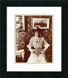 Framed Wall Art Print Cousin Susan Porter, 1914 by James Van Der Zee 14.25 x 16.38