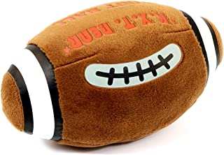 Zhan Yi Pet Toys Stuffed Ball with Noise Squeaker Football for Puppy Small Medium Dogs in