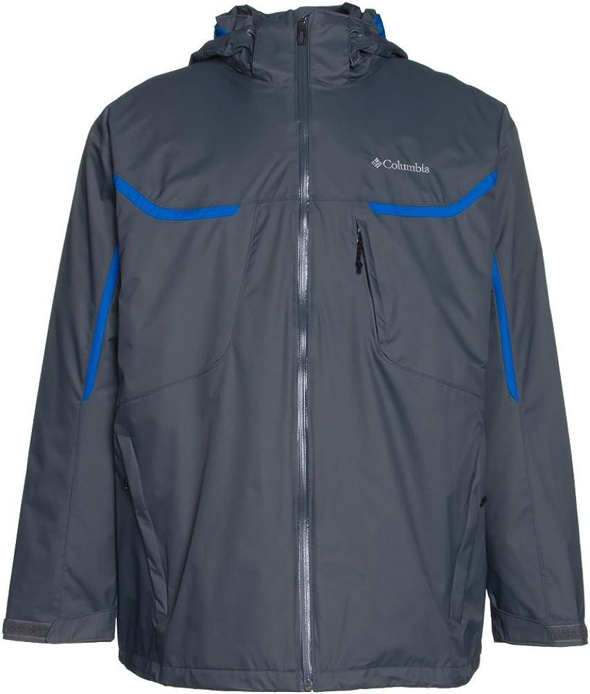 Columbia Sportswear Men's Tall Whirlibird Interchange Jacket