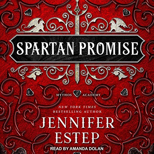 Spartan Promise cover art