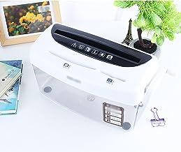 $103 » KUNQI Hand Paper Shredder A4, File CD Credit Card Cutting Machin, Mini Portable 3-in-1 Household Manual Shredder Document,...