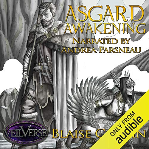 Asgard Awakening  By  cover art