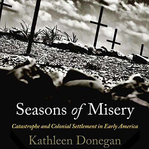 Seasons of Misery audiobook cover art
